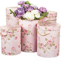 Новинки Коробки для цветов