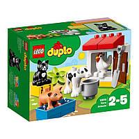 Лего Дупло Тварини на фермі 10870
