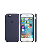 Чехол Apple Silicone case (Or) Iphone 6/6S \ Deep Blue