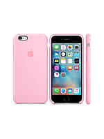 Чехол Apple Silicone Case Iphone 6/6S \ pink