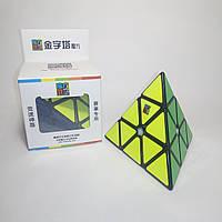 Головоломка Пирамидка Рубика MoYu MF Piraminx (Black)