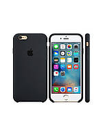 Чехол Apple silicone case (Or) Iphone 6/6S \ Black