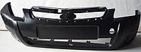 Бампер ВАЗ 21704, 2170, 2171, 2172 (Приора) передний без отверстий под туманки (пр-во АвтоВаз)