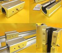 Удлиненный линейный подшипник каретка SBR20LUU SME20GUU для вал на опоре к ЧПУ