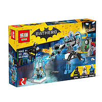 "Конструктор Lepin 07049 (аналог Lego The Batman Movie 70901) ""Ледяная aтака Мистера Фриза"" 201 дет"