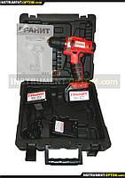 Шуруповерт аккумуляторный Гранит ШБА-18 Li 2 Аккумулятора !!! При оплате на карту -- для Вас ОПТОВАЯ ЦЕНА