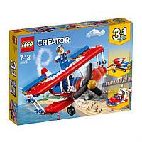 Лего Creator Безстрашний літак вищого пілотажу 31076