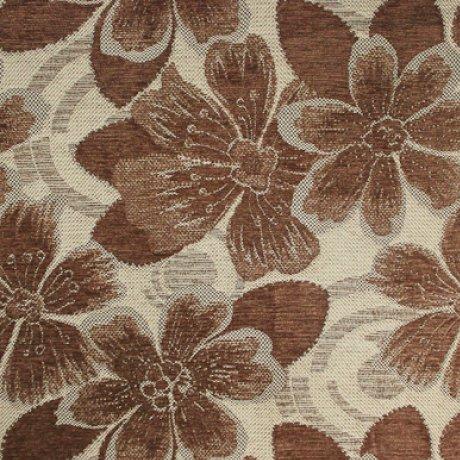 Ткань шенилл Мэдисон Brown, фото 2