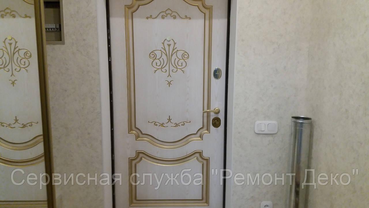Установка межкомнатных дверей Запорожье, монтаж дверей в Запорожье