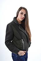 Стильная куртка Max Mara 6802 из кашемира