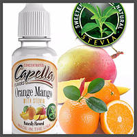 Ароматизатор Capella Orange Mango with Stevia