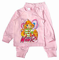 "Пижама ""Winx"", интерлок, 92-116"