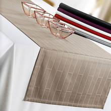 Дорожка на стол Winkler, 55х150 см, серая (7984070000)