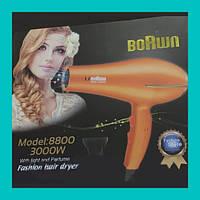 Фен для волос BORWN BR-8800!Акция