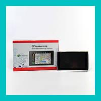 Автомобильный GPS навигатор 5001 ddr2-128mb!Акция