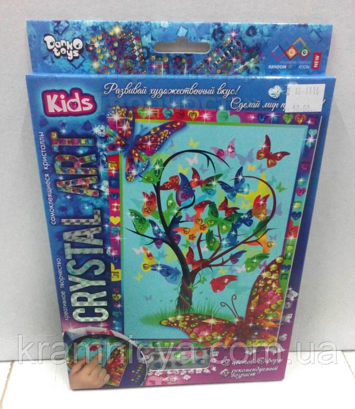 Алмазная мозаика (детская серия) Дерево (CArt-01-01)