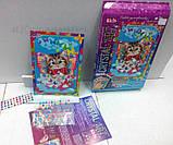 Алмазная мозаика (детская серия) Пони желтая (CArt-01-07), фото 4
