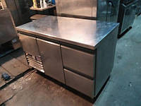 Холодильный стол стол шириной +8 до -15 град