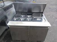 Холодильный стол саладетта KBS
