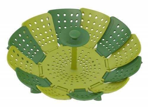 Пароварка складная lotus зеленая (40023), фото 2