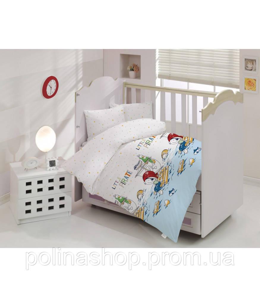 """Детский комплект постельного белья в кроватку ALTINBASAK """"Little Pirate"""""""