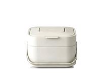 Контейнер для пищевых отходов stack 4 л белый (30015)