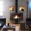 Чугунная печь Invicta Symphonia 12 кВт, фото 3