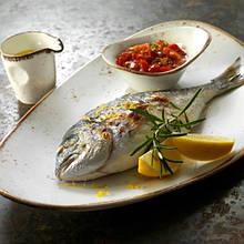 Блюдо сервировочное 37 см, форма-эллипс, 37 см (11550501)