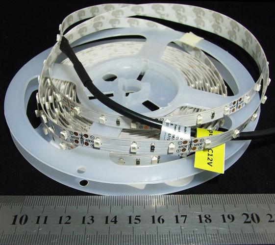 """Світлодіодна стрічка жовта S3528-5000-60-Y """" R0860BA IP33 3610"""