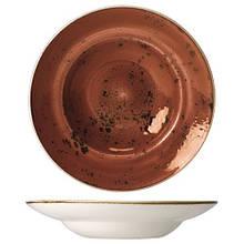 Тарелка глубокая Steelite CRAFT Terracotta, 27 см (11330372)