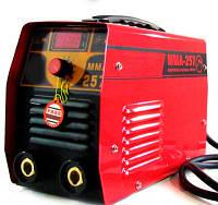 Инверторный сварочный аппарат Edon ММА-257 mini  (Кейс) Усиленные клеммы !!! При оплате на карту -- для Вас ОПТОВАЯ ЦЕНА