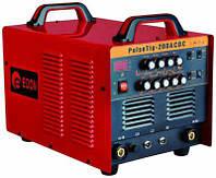 Аргонный сварочный аппарат Edon PULSETIG-200 ACDC Инверторная сварка цветных металлов !!! ПОЗВОНИ -- И получи КЛАССНЫЙ ПОДАРОК !!!