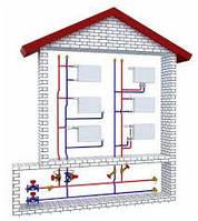 Проектирование и установка системы отопления