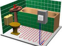 Системы отопления в ванной комнате