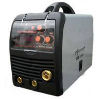 Полуавтомат сварочный Луч Профи MIG/MMA-295A Инверторный с электронным табло+Еврорукав+Газовый шланг+Электродная инверторная сварка Расширенная