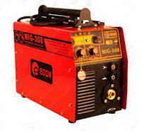 Полуавтомат сварочный Edon MIG-308(+MMA) Инверторный сварочный полуавтомат + Сварка Электродами + Еврорукав в Комплекте !!! При оплате на карту -- для
