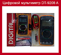 Цифровой мультиметр DT-9208 A!Акция
