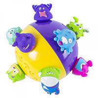 Развивающая игрушка «Веселый мячик Chuckle Ball»