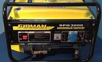 Генератор Firman SPG-3000 !!! При оплате на карту -- для Вас ОПТОВАЯ ЦЕНА