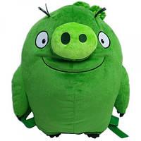 Рюкзак плюшевый Angry Birds Свинка