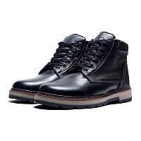 Ботинки зимние мужские на меху Ecco 40