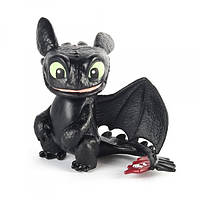Как приручить дракона: коллекционная фигурка забавного Беззубика (6 см)