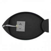 Сковорода для рыбы, 40х24х3,5 см, чугун (32782)