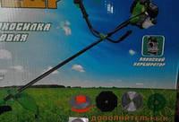 Бензокоса Кедр БГ-3900 3ножа+1леска