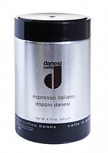 Кофе Doppio в зернах 0,25 кг, жестяная банка (1010045)