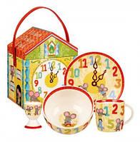 Набор детский в подарочной упаковке, 4 предмета (HICK00011)