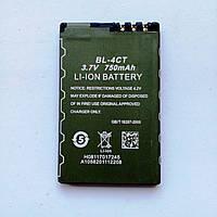 Аккумулятор Nokia BL-4CT / 716 mAh Nokia 2720, 5310, 5630, 6600f, 6700s, 7210sn, 7230, 7310sn (протестирован), фото 1