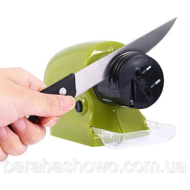 Ножеточка электрическая, универсальная