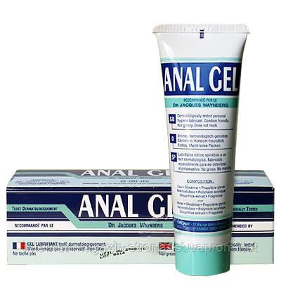 Анальна змазка на водній основі ANAL GEL