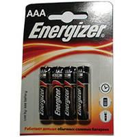 Батарейки Energizer AAА (4шт)